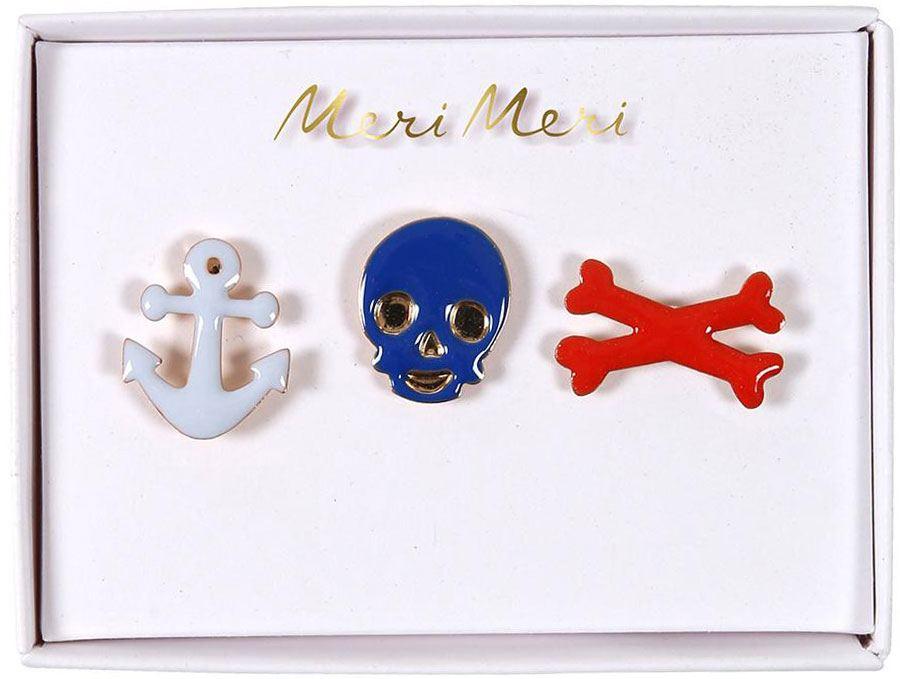Piraten Pins