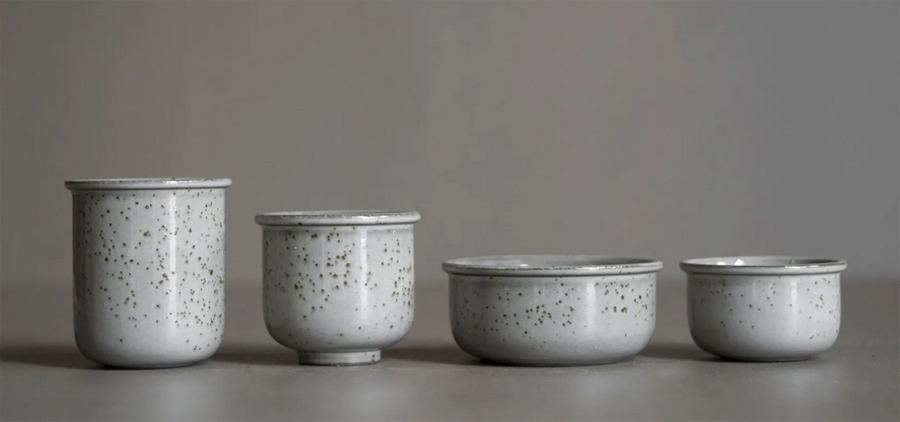 Blumentopf Keramik Basic