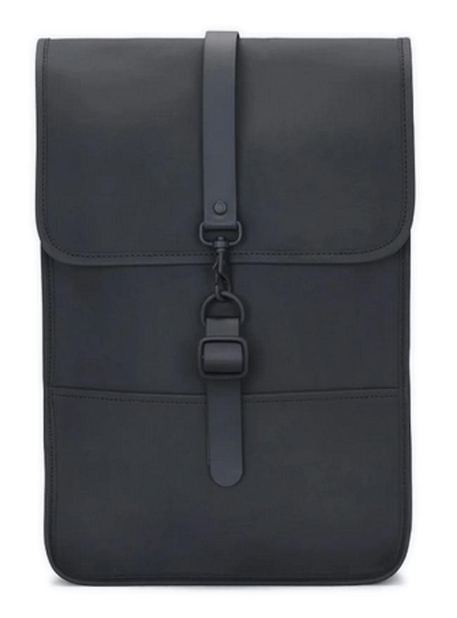 Rains Mini Backpack Black