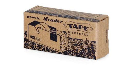 PENCO Tape-Abroller Leader Small Navy