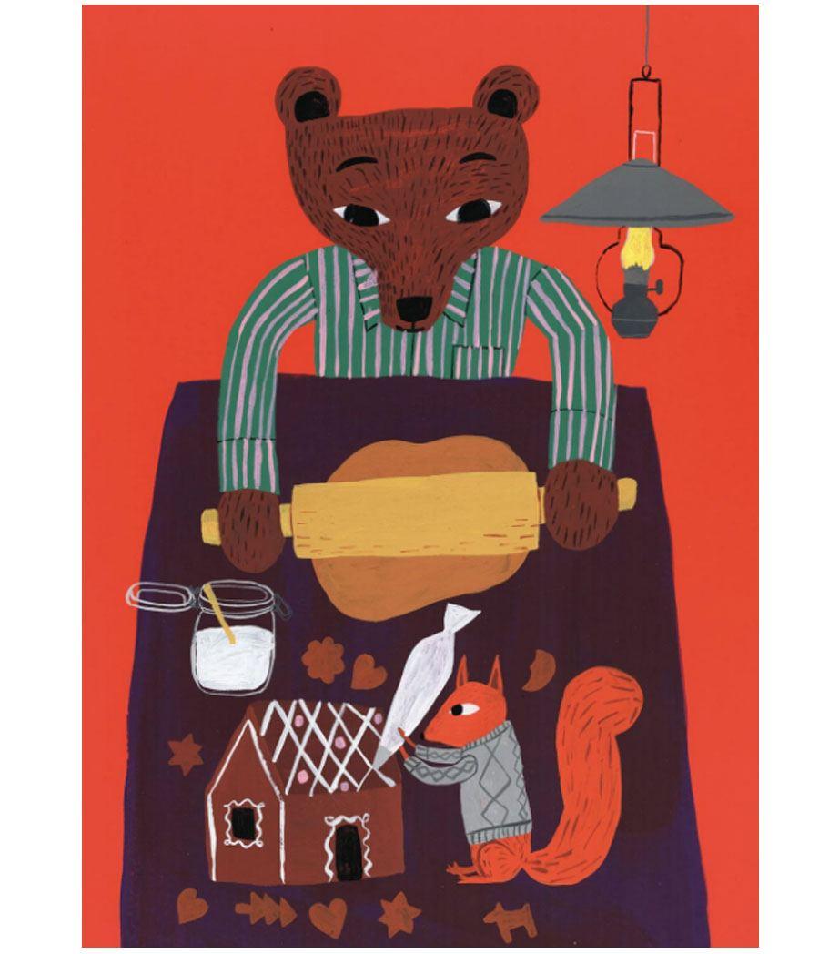 Leipurit Postkarte