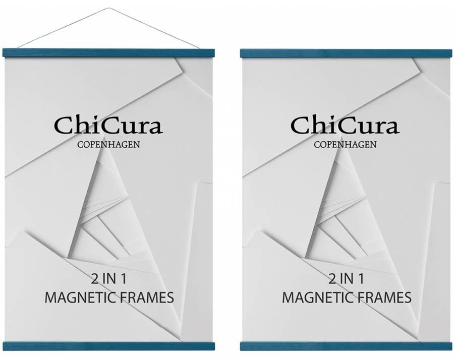 ChiCura Posterleiste Blau 51cm