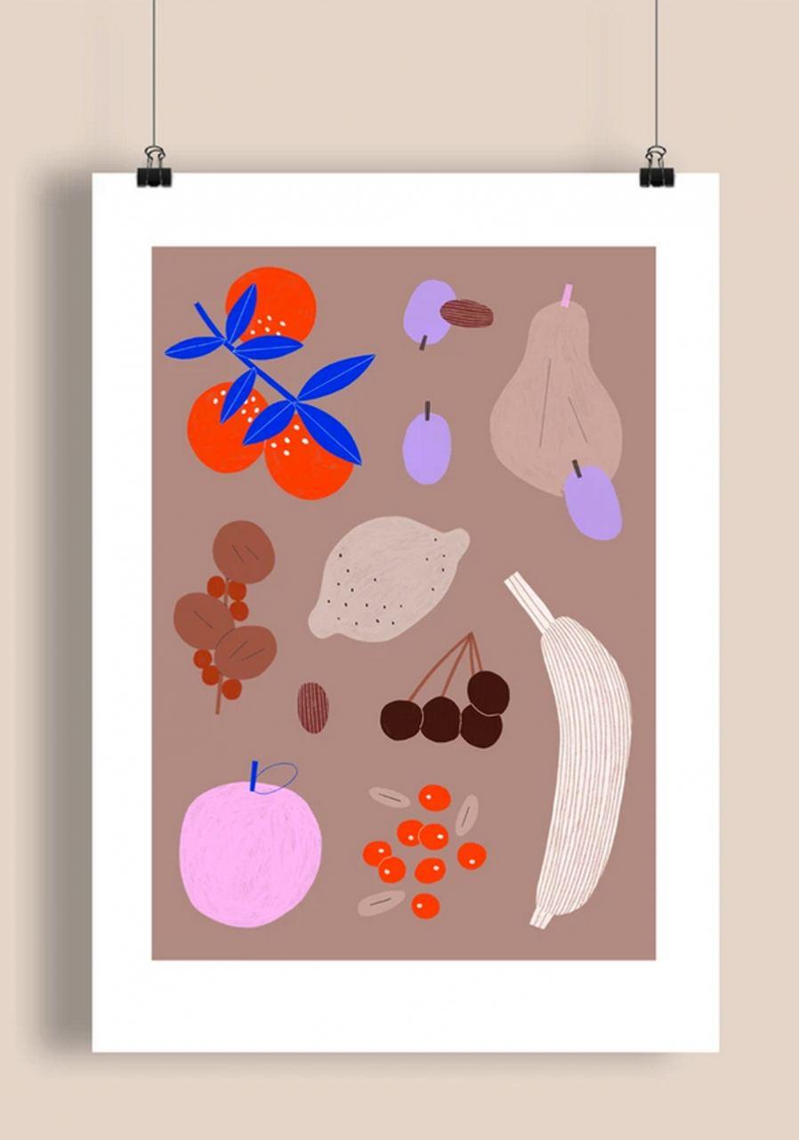 Fruits Print (Din A3)