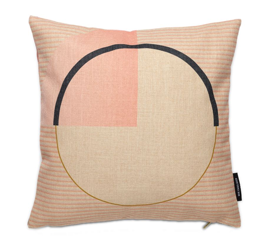 Circle Kissen (45x45cm)