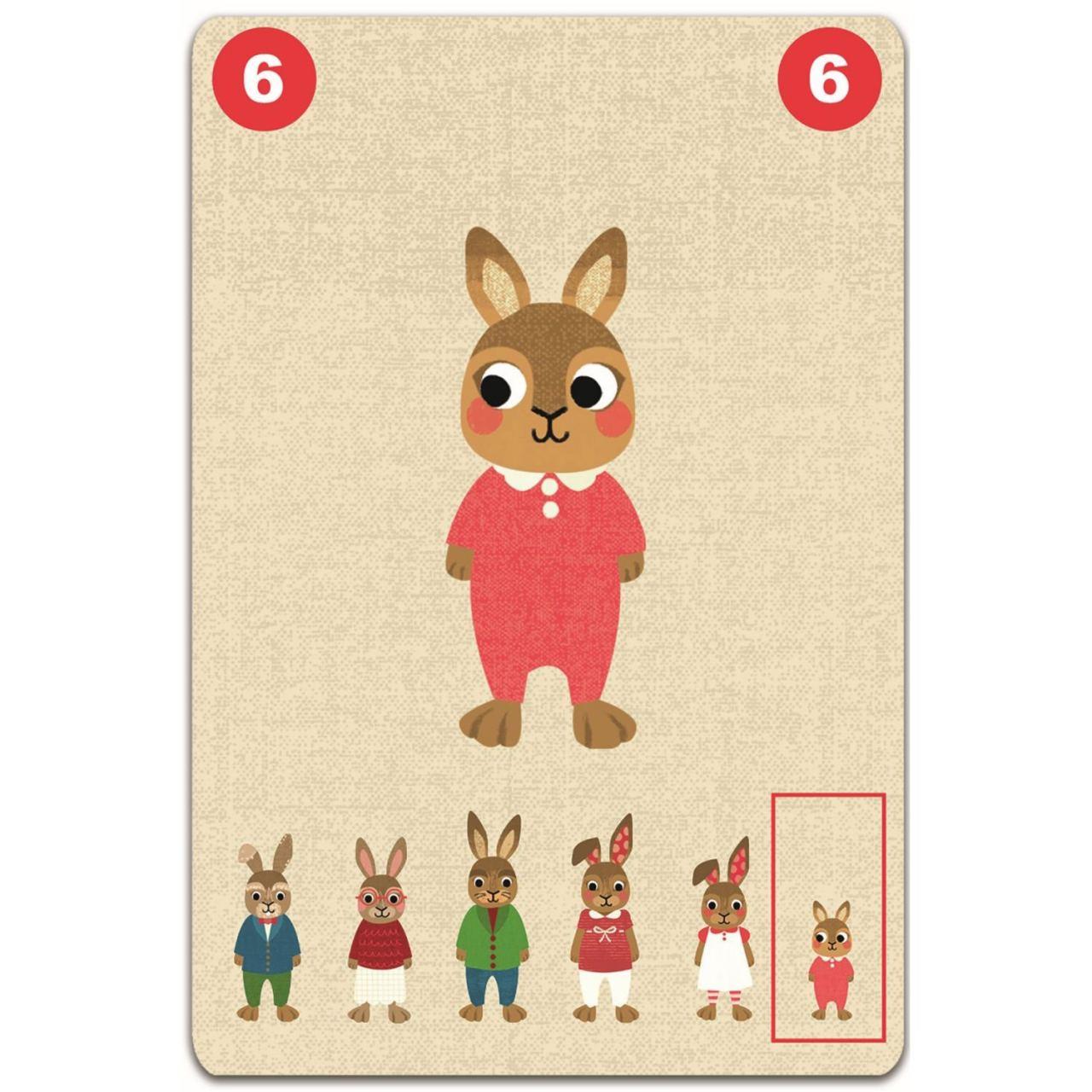 Familou Kartenspiel