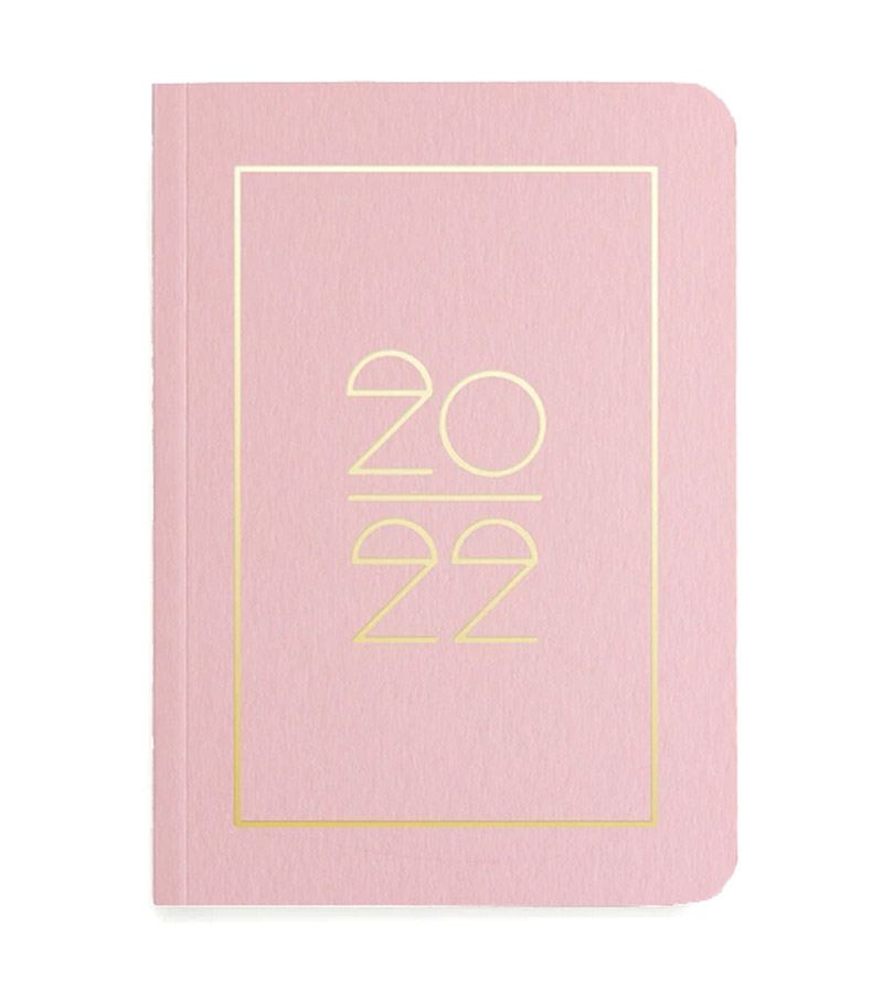 Pocket Planner 2022 Candy Pink
