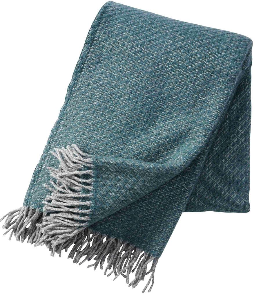 Fogg Decke Nordic Blue
