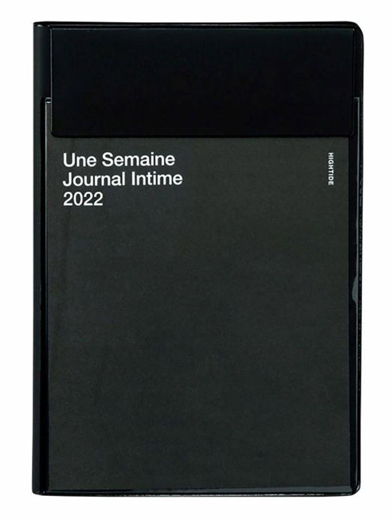 Iris 2022 Diary Black