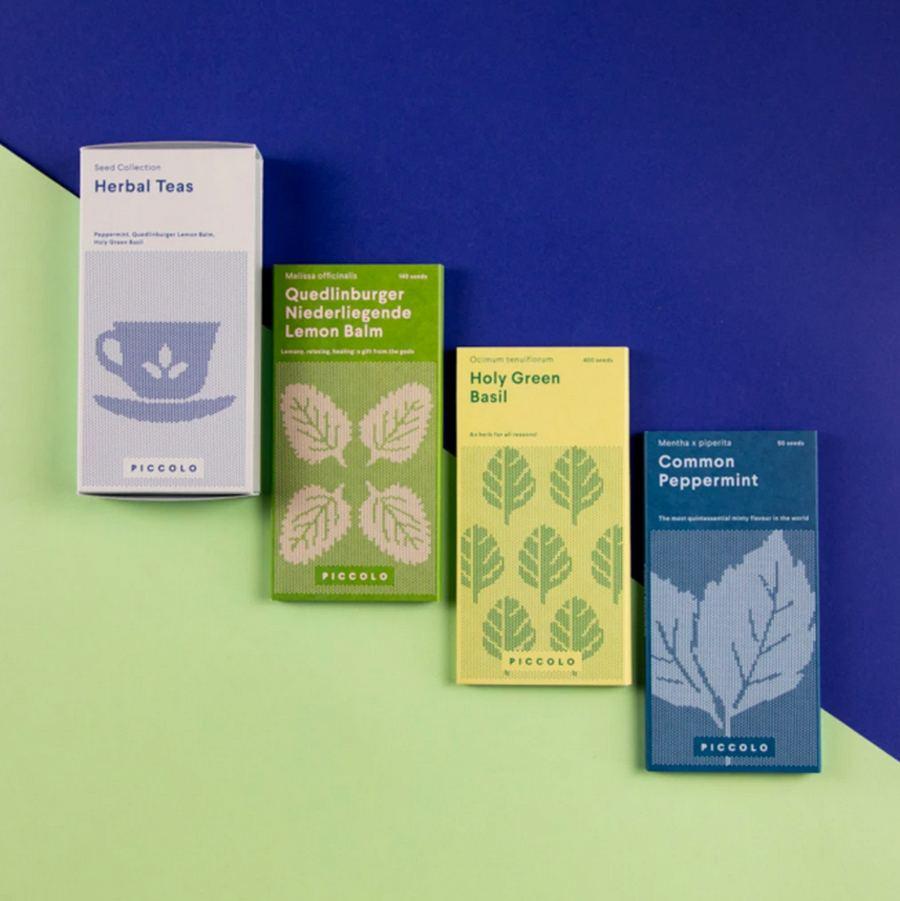 Herbal Tea Saatgut Collection