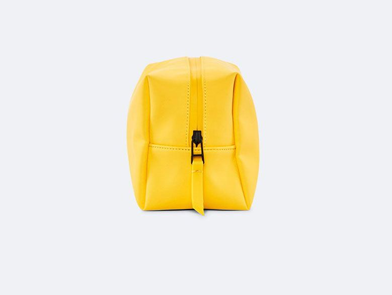 Wash Bag Small Yellow