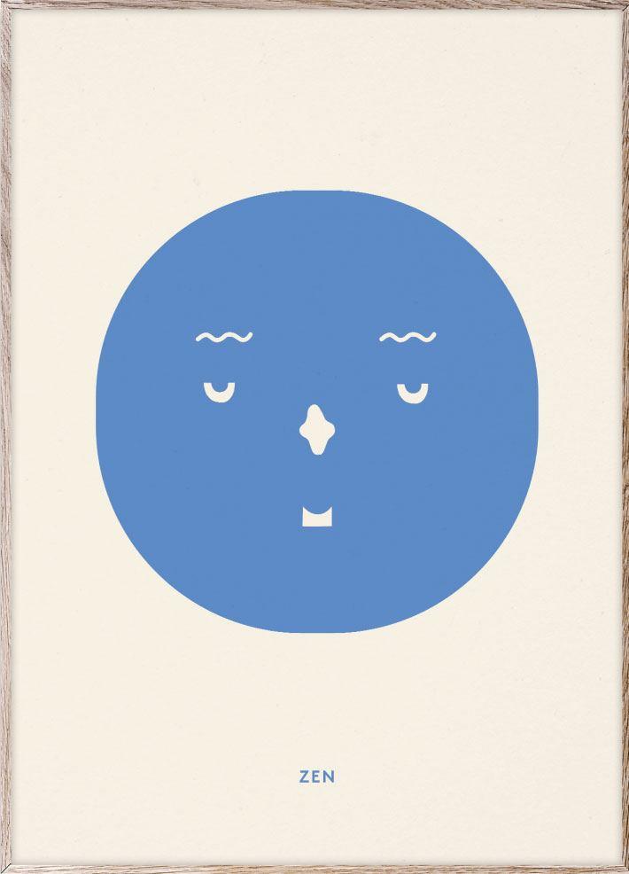 Zen Feeling Poster