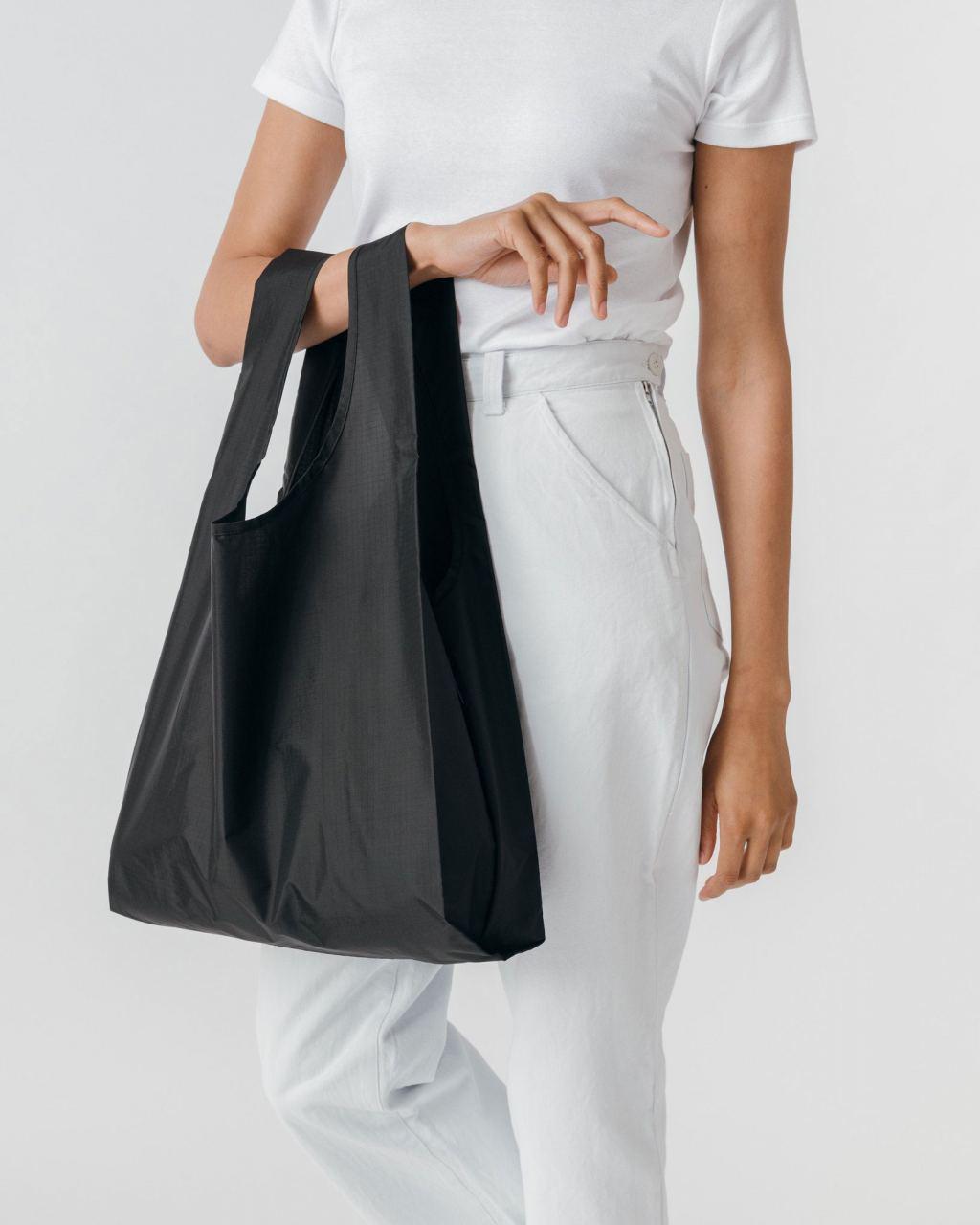 Einkaufsbeutel Black