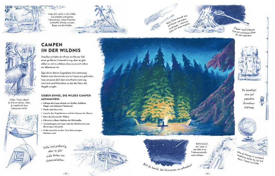 The Big Book Of Adventure - So überlebst Du in der Wildnis