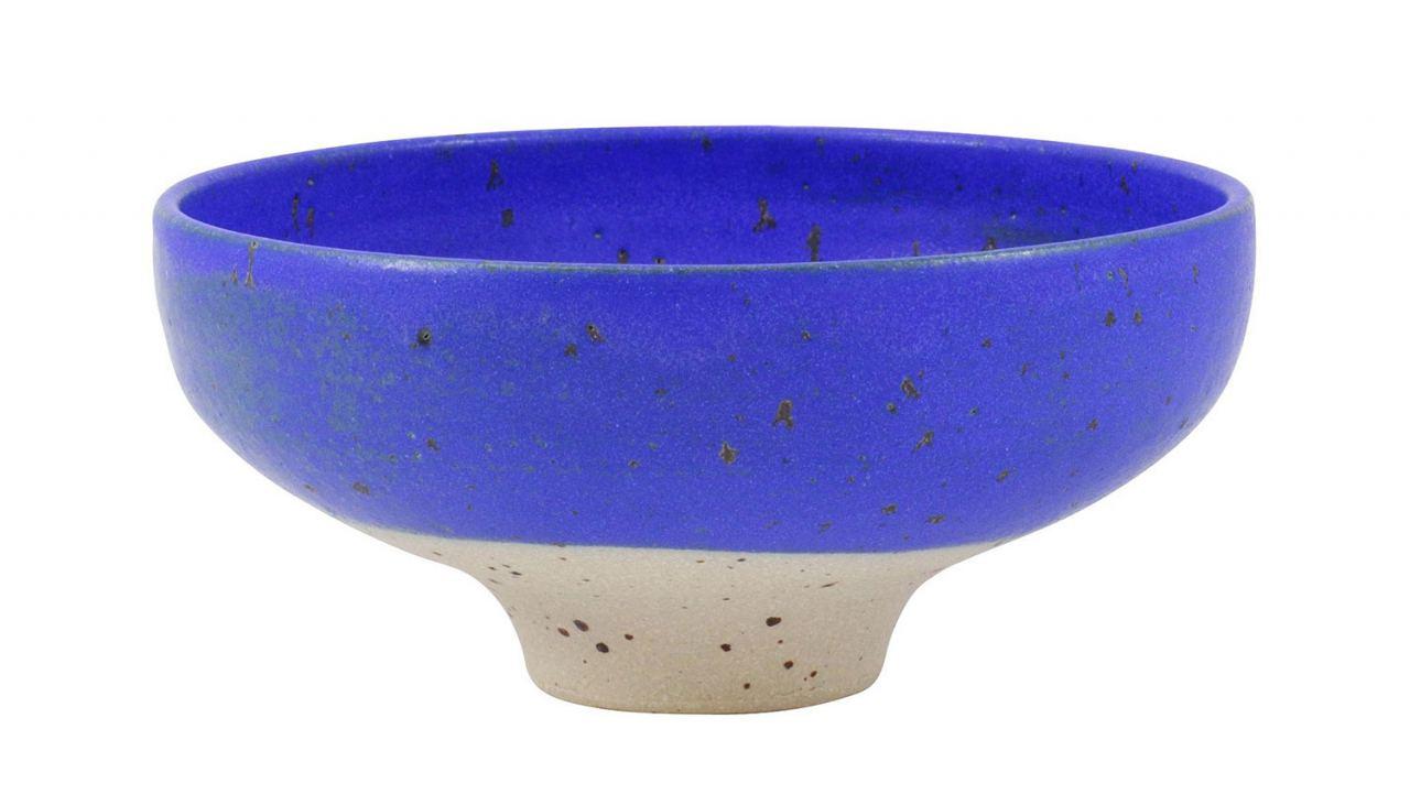 Summer Bowl Matte Tanzanite