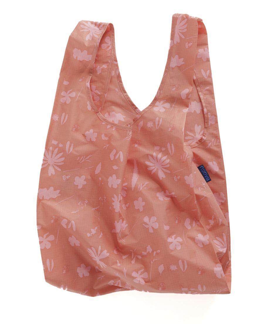 Einkaufsbeutel Pink Floral Sun