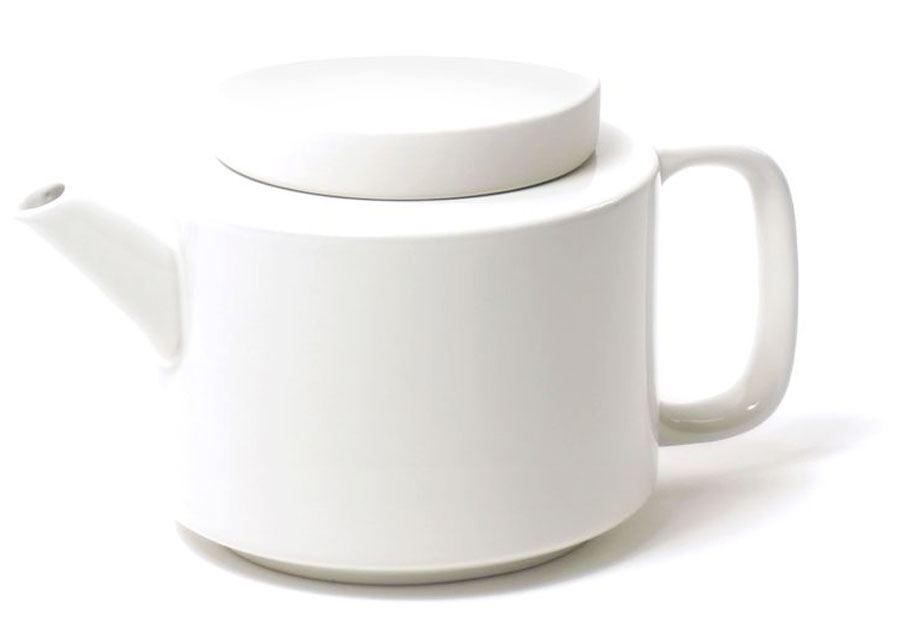 Kinta Teapot S White (500ml)