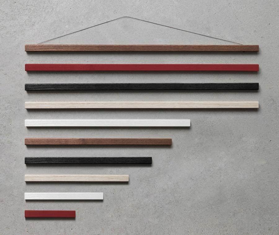 ChiCura Posterleiste Rot 31cm