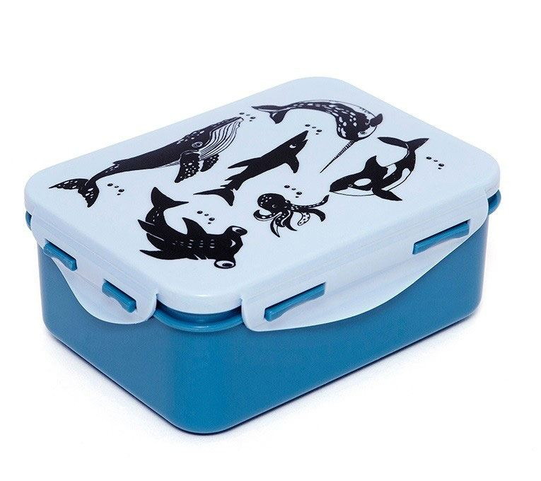 Lunchbox Sea Animals