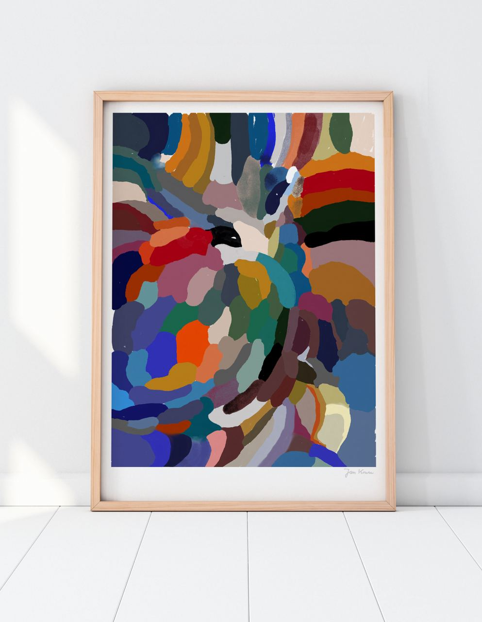 Autumn Day FineArt Print (50 x 70cm)