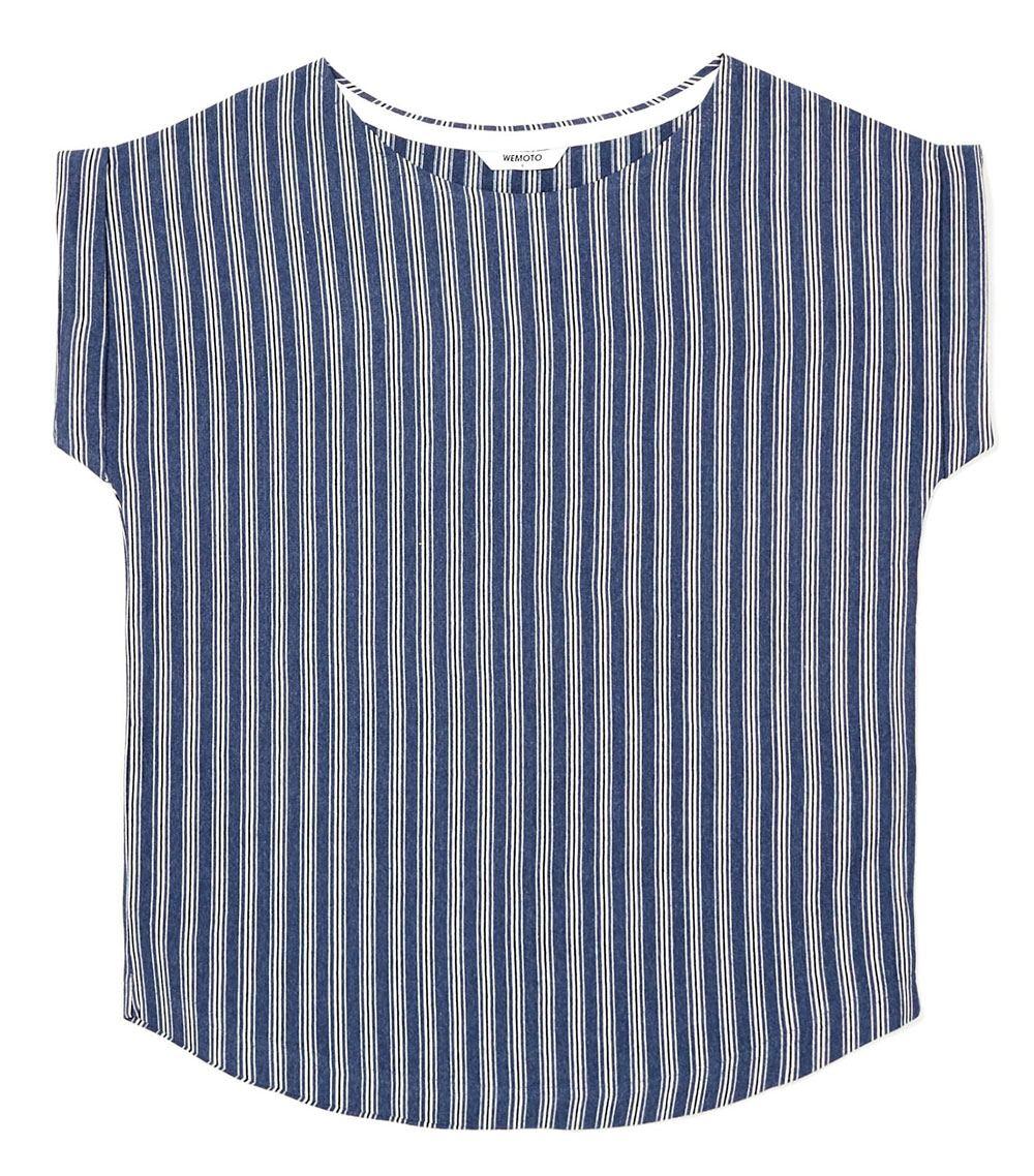 Bell Stripe Navy Blue Black
