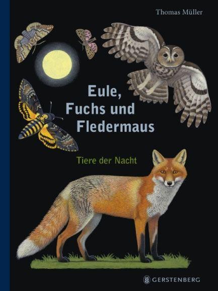 Eule, Fuchs und Feldermaus