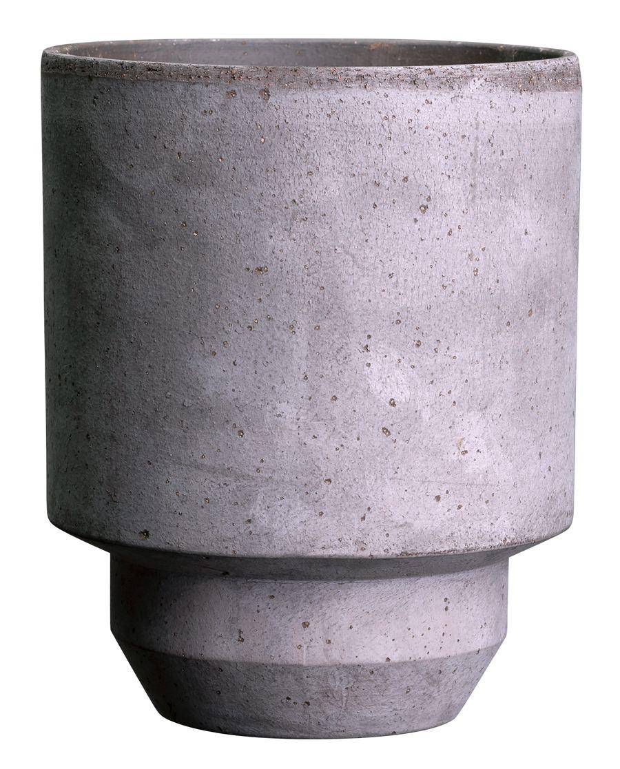 Hoff Pot Set Grey Rusty Red (2 Größen)