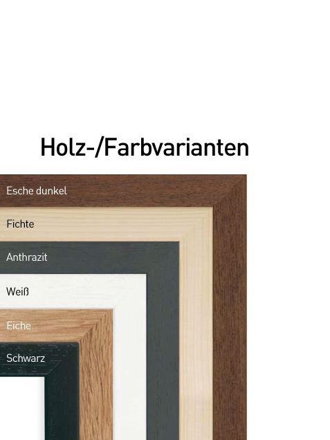 Rahmen Schwarz A6