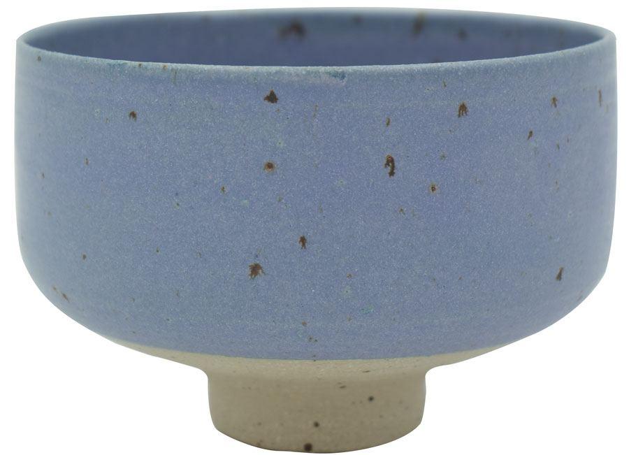 Winter Bowl Matte Blue
