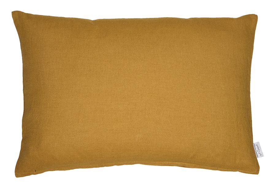 Kissen Aya Mustard (40x60cm)
