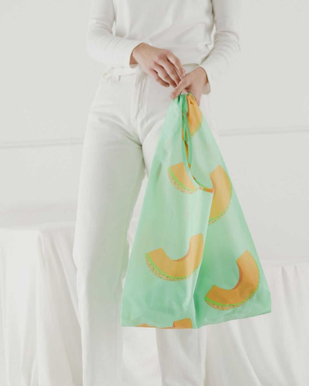 Einkaufsbeutel Cantaloupe Slice