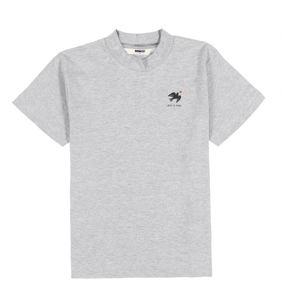 King Cropped Heather