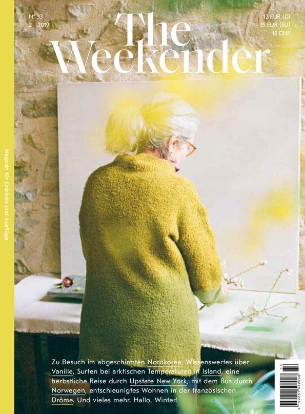 The Weekender No. 33