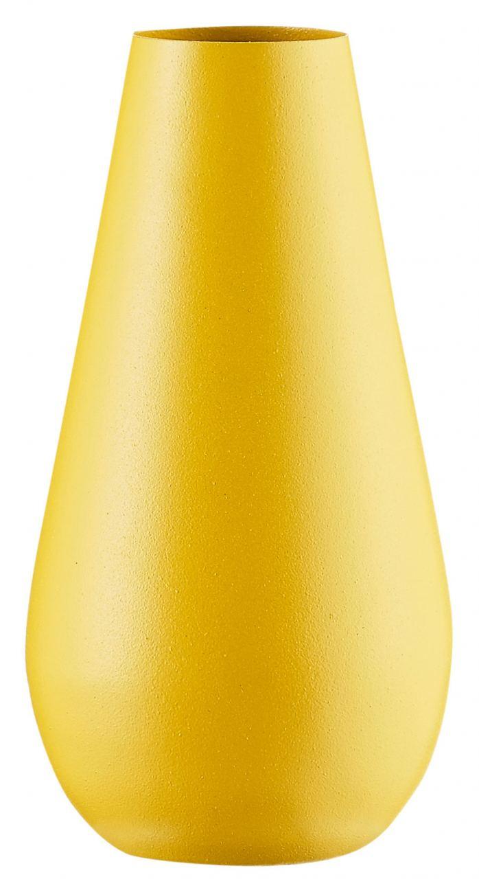 Bibi Vase Okker Yellow