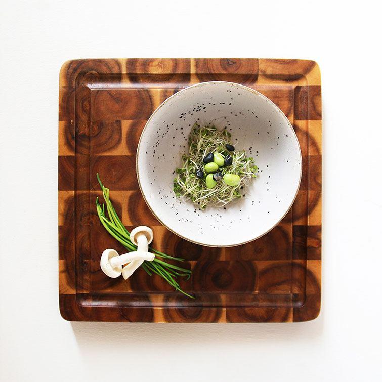 Bold & Basic Ceramics: Egg Shell Bowl