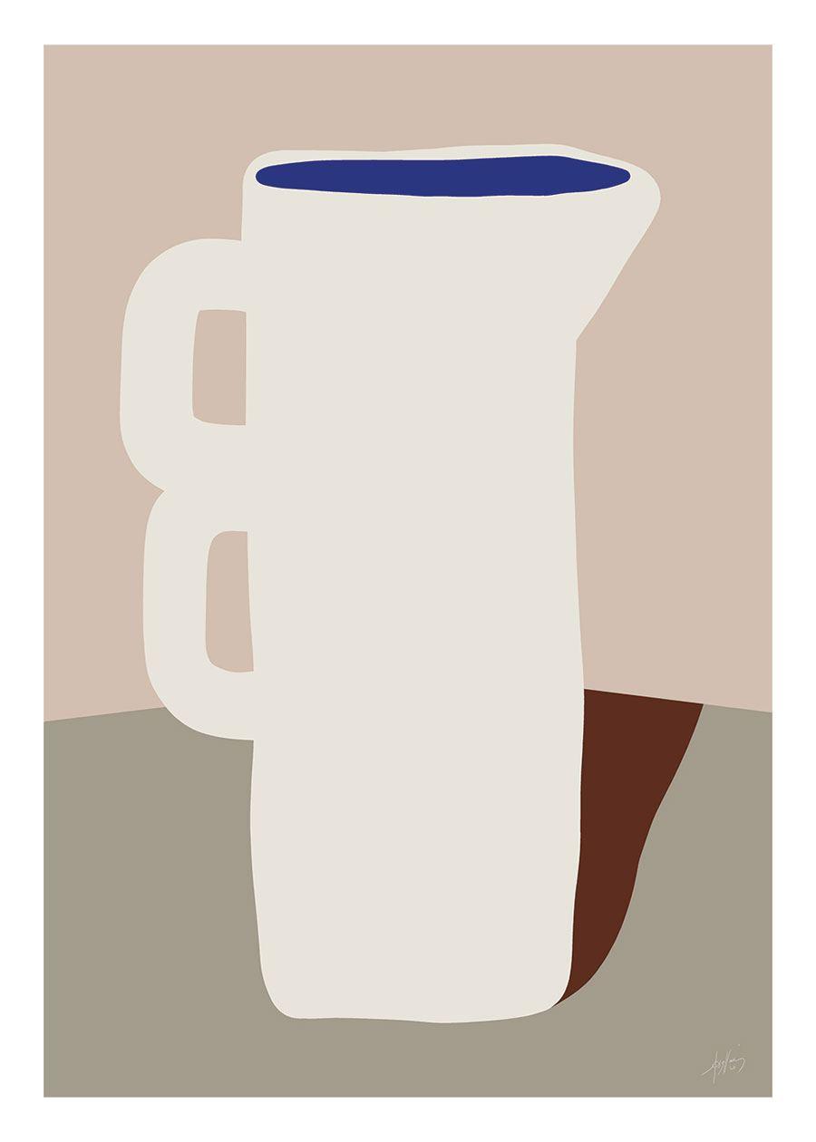 Pottery 06 Print (30x40cm)