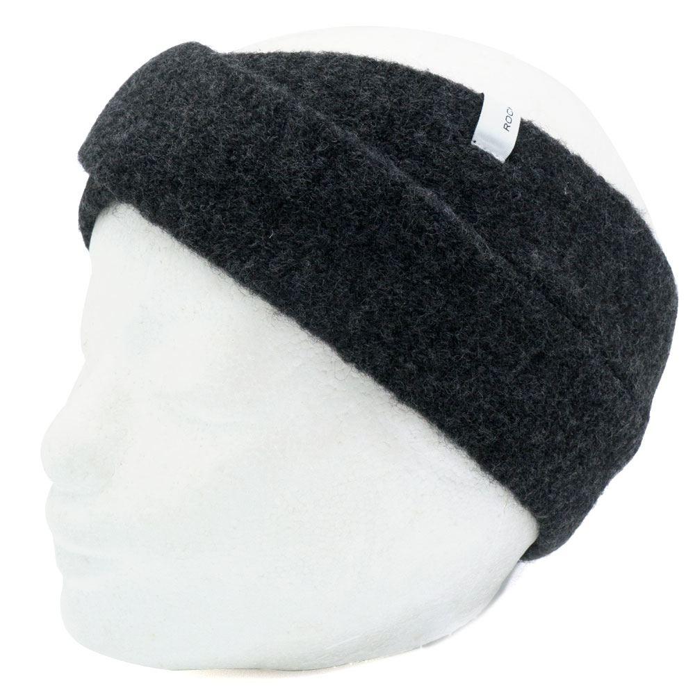 Evi Stirnband Black Washed