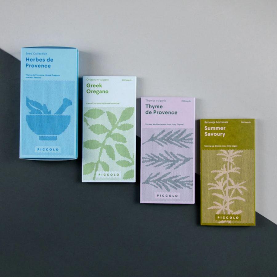Herbes de Provence Saatgut Collection