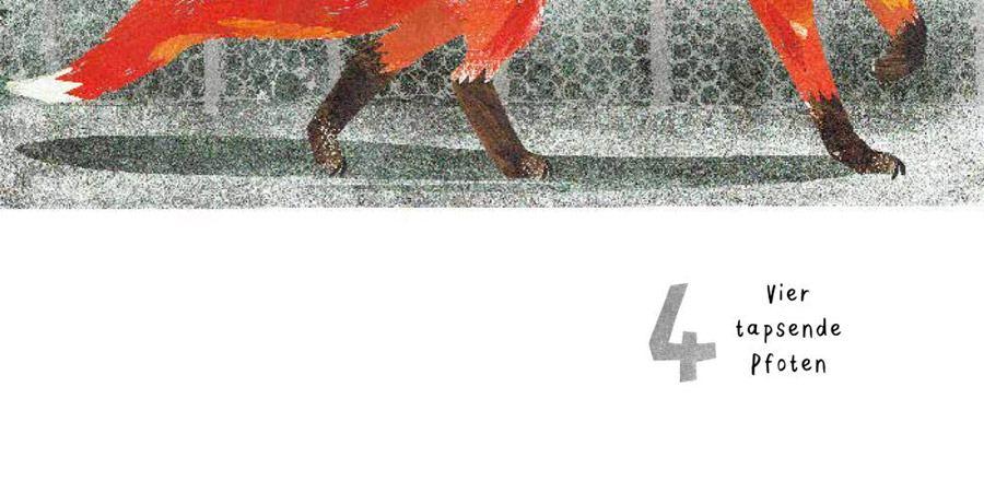 Ein Fuchs - 100 Hühner - Der Bilderbuch-Thriller zum Mitzählen
