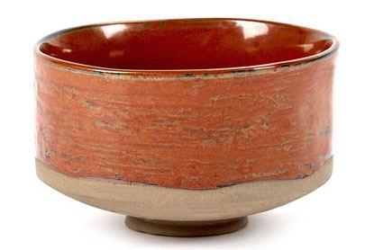 Bowl Merci No 1 Large Rot