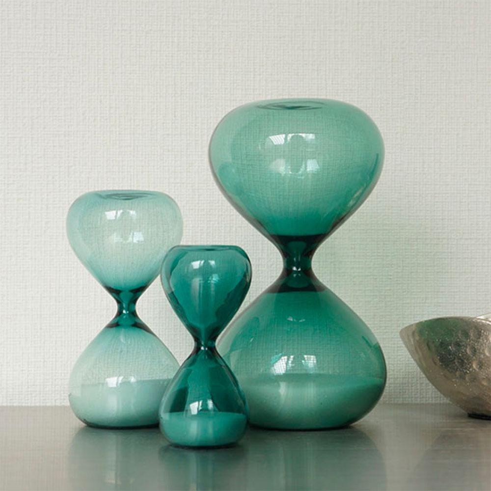 Sanduhr L / 15min Turquoise
